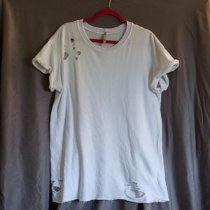 White Deconstructed Top